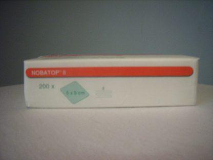 Non Woven 5x5cm NS, 200 stuks-0