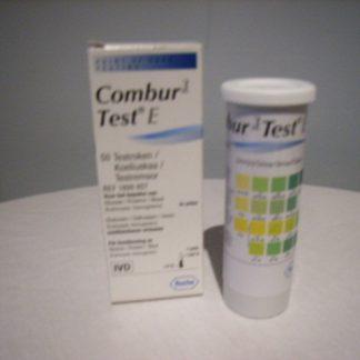 Combur-3-Test E, 50 stroken-0