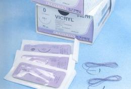 Vicryl 5/0 V391H, 12 stuks-0