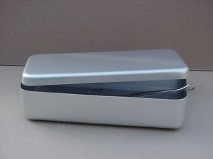 Instrumentendozen Aluminium-0