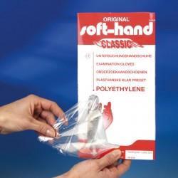 Polyethyleen Handschoenen, 100 stk-0