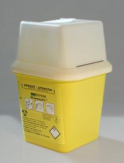 Naaldencontainer 4 Liter-0
