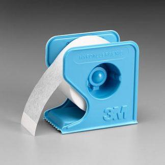 Micropor op blauwe dispenser, 12 rollen-0