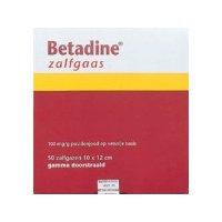 Betadine Gazen 10x10cm per vel-0