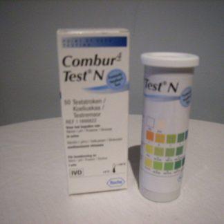 Combur-4-Test N, 50 stroken-0