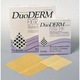 Duoderm Xtra-Thin 7,5x7,5cm, 5 stuks-0