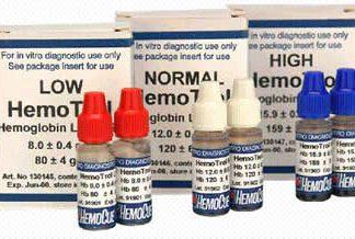 Hemotrol Controlevloeistof-0