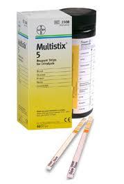 Multistix 5-0