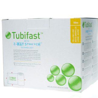 Tubifast yellow 10mtr x 10,75cm-0