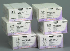 Vicryl 5/0 V391H, 36 stuks-0