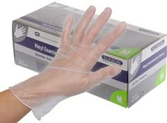 Vinyl Klinion Handschoenen,100 stuks-0