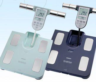Weegschaal / Lichaamsvetmeter HBF-511-0