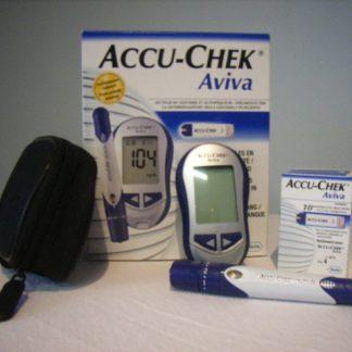 Accu-Chek Aviva Meter-0