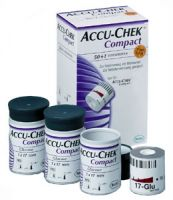 Accu-Chek Compact 51 teststroken-0
