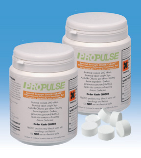 Propulse Cleaning tabletten, 200 stk-0