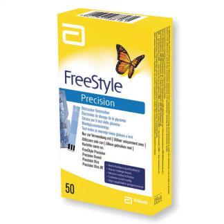 FreeStyle Precision, 50 stuks-0