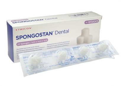 Spongostan Dental 1x1x1cm, 24 stuks-0