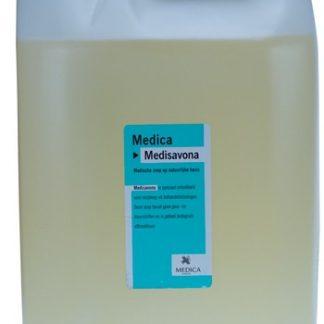 Medisavona Handzeep 5 Liter-0