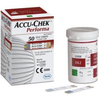 Accu-Chek Performa, 50 stroken-0