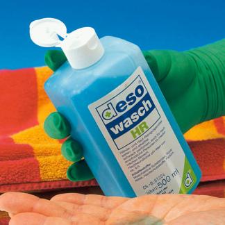 Hand/Huid reiniger Desowasch HR 1 Liter-0