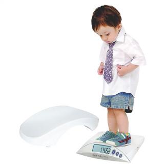 Baby digitale weegschaal-0