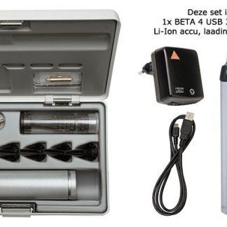 BETA 200 LED Otoscoop met USB handvat-0