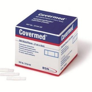 Covermed Injectiepleisters, 500 stuks-0