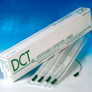DCT Nelaton Catheter, 50 stuks-0
