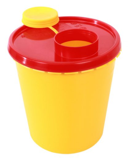 Naaldencontainer 1,5 Liter per stuk-0