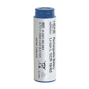 Reservebatterij Oplaadbaar vd BETA4 USB-0